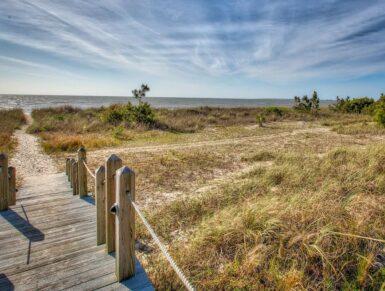 Boardwalk, Daufuskie Island Vacation Rental Group